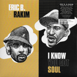 Eric B. & Rakim - I know you got soul (vocal/dub)
