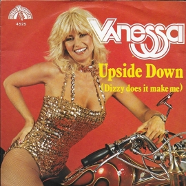 Vanessa - Upside down (dizzy does it make me)