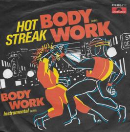 Hot Streak - Body work (Duitse uitgave)