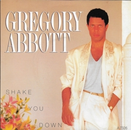 Gregory Abbott - Shake you down (Engelse uitgave)