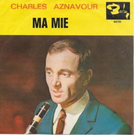 Charles Aznavour - Ma mie