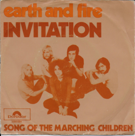 Earth & Fire - Invitation