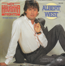 Albert West - Hot Havanna nights