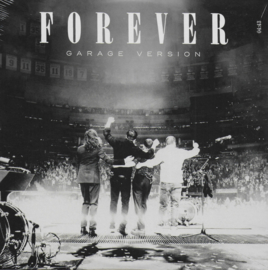 Mumford & Sons - Forever (garage version) (Engelse uitgave, limited edition, wit vinyl))