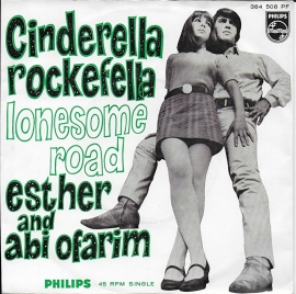 Esther and Abi Ofarim - Cinderella rockefella
