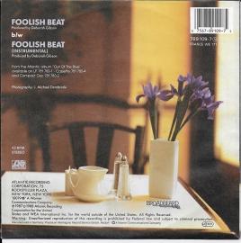 Debbie Gibson - Foolish beat