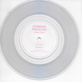 Orchestral Manoeuvres in the Dark - Electricity (40th Anniversary limited edition clear vinyl)