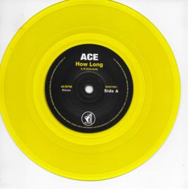 Ace - How long (yellow vinyl, English edition)