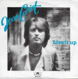 Jean Cariot - Live it up