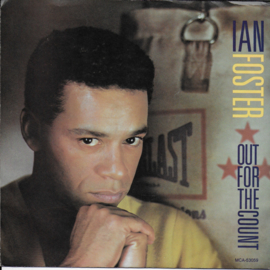 Ian Foster - Out for the count (Amerikaanse uitgave)