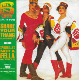 Salt-n-Pepa - Shake your thang (English edition)