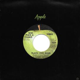 John Lennon & Plastic Ono Band - Give peace a chance (Amerikaanse uitgave)
