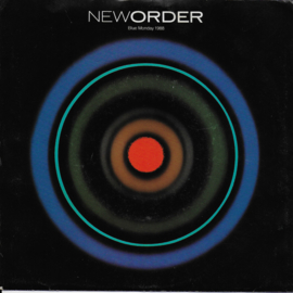 New Order - Blue monday 1988 (Amerikaanse uitgave)