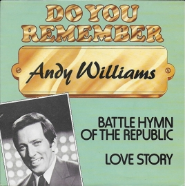 Andy Williams - Battle hymn of the republic (alternative cover)