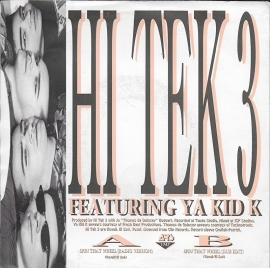 Hi Tek 3 ft. Ya Kid K - Spin that wheel