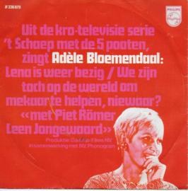 Adele Bloemendaal - Lena is weer bezig