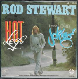 Rod Stewart - Hot legs (Duitse uitgave)