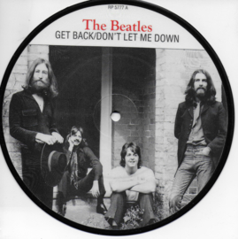 Beatles - Get back (Picture disc)