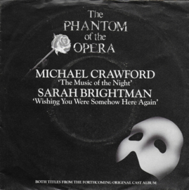 Michael Crawford - The music of the night