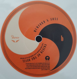 Mumford & Sons - Forever (garage version) (English limited edition, white vinyl))