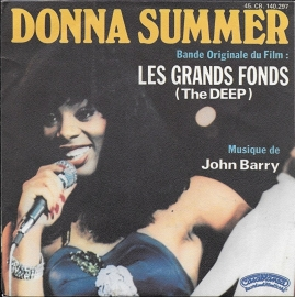 Donna Summer - Down, deep inside (French edition)