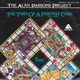 Alan Parsons Project - The turn of a friendly card (Duitse uitgave)
