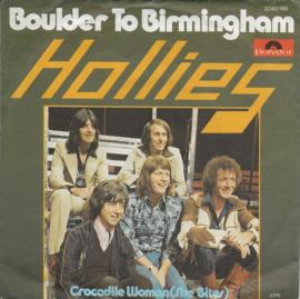Hollies - Boulder to Birmingham