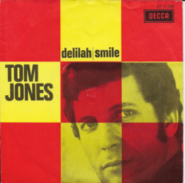 Tom Jones - Delilah (Alternative cover)