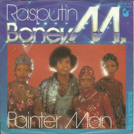 Boney M - Rasputin (Duitse uitgave)