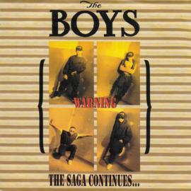 Boys - The saga continues