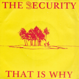 Security - That is why
