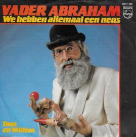 Vader Abraham - We hebben allemaal een neus