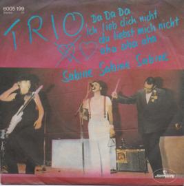 Trio - Da da da ich lieb dich nicht du liebst mich nicht aha aha aha