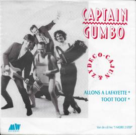 Captain Gumbo - Allons a lafayette
