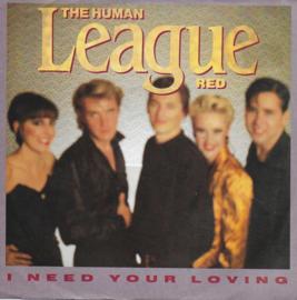 Human League - I need your loving
