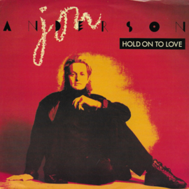 Jon Anderson - Hold on to love (Amerikaanse uitgave)