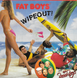 Fat Boys and The Beach Boys - Wipeout (English edition)
