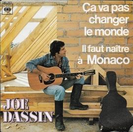 Joe Dassin - Ca va changer le monde