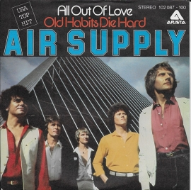 Air Supply - All out of love (Alternative cover)
