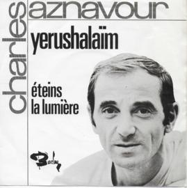 Charles Aznavour - Yerushalaim