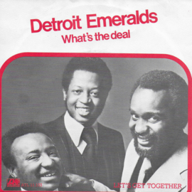 Detroit Emeralds - What's the deal