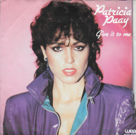 Patricia Paay - Give it to me