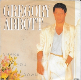 Gregory Abbott - Shake you down