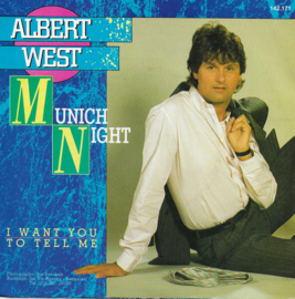 Albert West - Munich night
