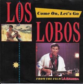 Los Lobos - Come on, let's go