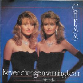 Chess - Never change a winning team
