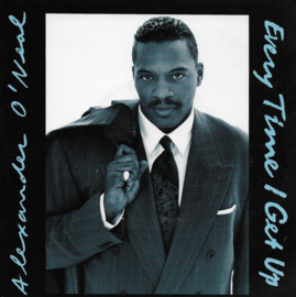 Alexander O'Neal - Every time i get up