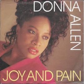 Donna Allen - Joy and pain
