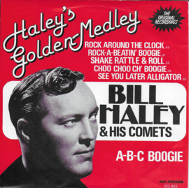 Bill Haley & His Comets - Haley's golden medley