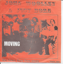 John Woolley & Just Born - Moving